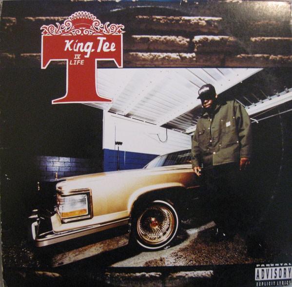 King Tee - King Tee IV Life