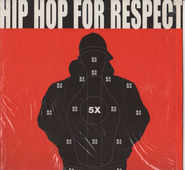 Hip Hop For Respect - Hip Hop For Respect EP