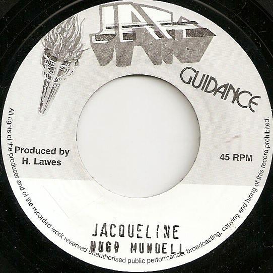 Hugh Mundell - Jacqueline