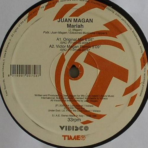 Juan Magan - Mariah