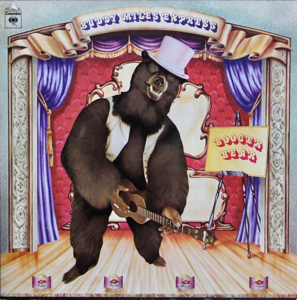 Buddy Miles Express - Booger Bear