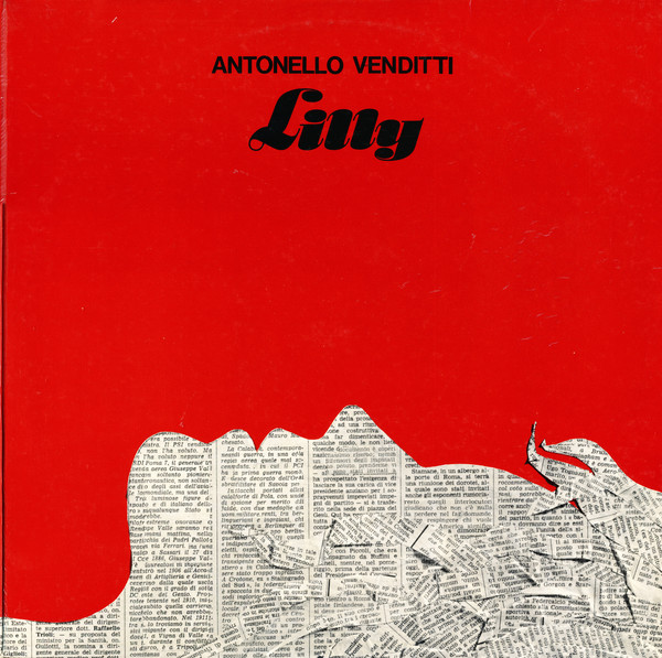 Antonello Venditti - Lilly