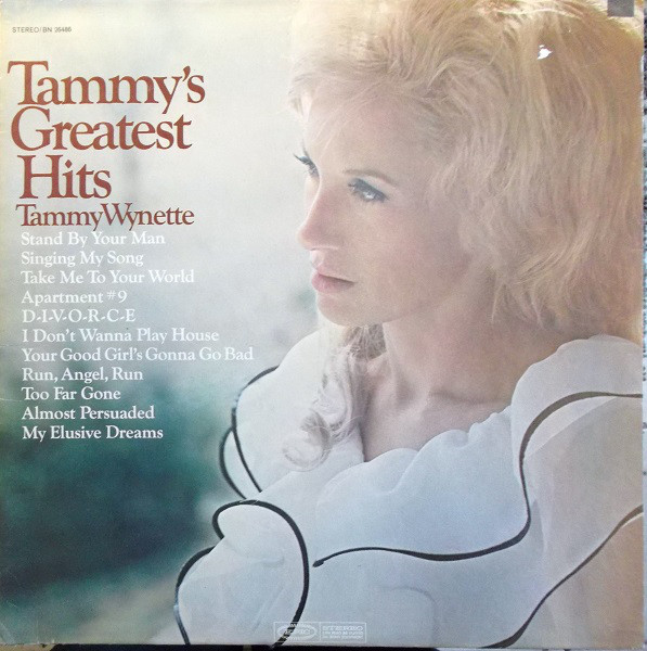 Tammy Wynette - Tammy's Greatest Hits