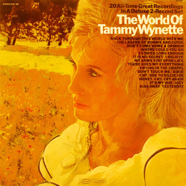 Tammy Wynette - The World Of Tammy Wynette