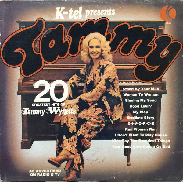 Tammy Wynette - Tammy - 20 Greatest Hits
